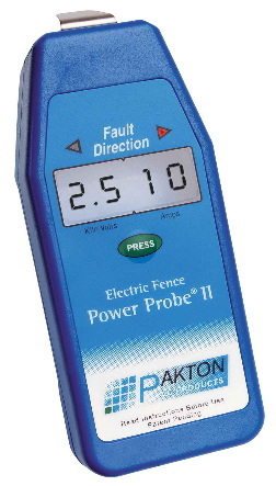 pakton 39 s electric fence power probe. Black Bedroom Furniture Sets. Home Design Ideas